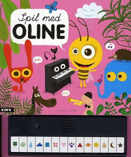 Spil med Oline af Anders Arhøj