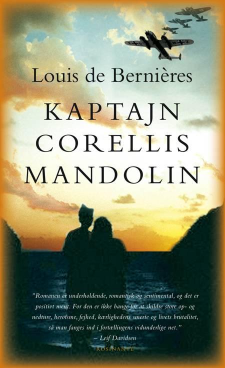 Kaptajn Corellis mandolin af Louis de Bernières
