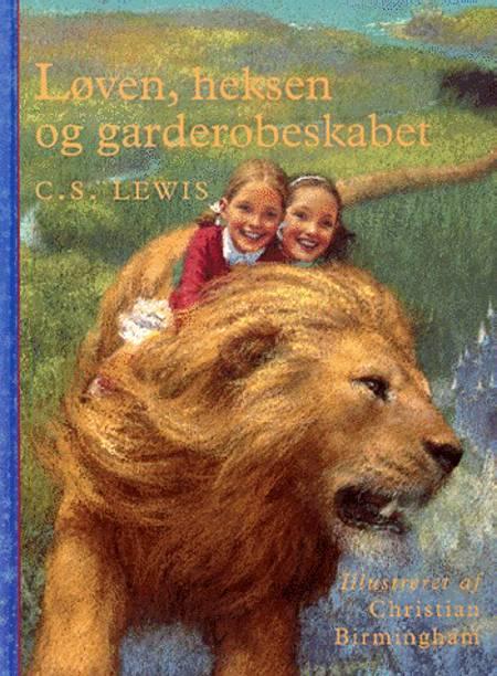 Løven, heksen og garderobeskabet af C.S. Lewis