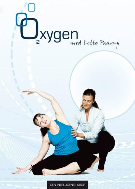 Oxygen - åndedrætstræning af Lotte Paarup