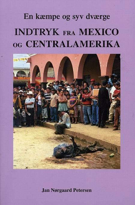 En kæmpe og syv dværge indtryk fra Mexico og Centralamerika af Jan Nørgaard Petersen