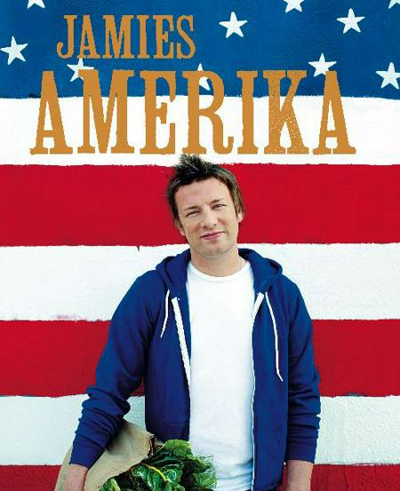 Jamies Amerika af Jamie Oliver