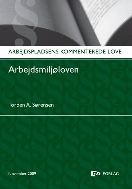 Arbejdsmiljøloven af Torben A. Sørensen
