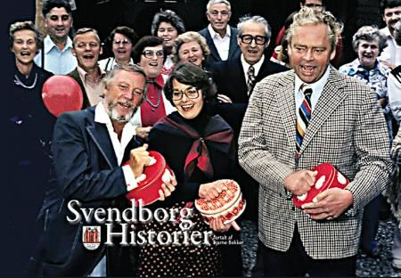 Svendborg Historier af Bjarne Bekker