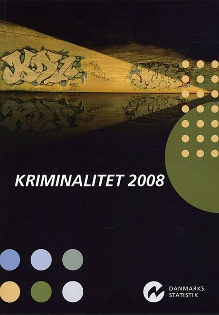Kriminalitet af Danmarks Statistik