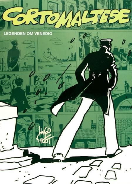 Legenden om Venedig af Hugo Pratt