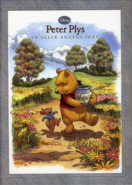 Peter Plys - en eller andens skat af Ukendt forfatter