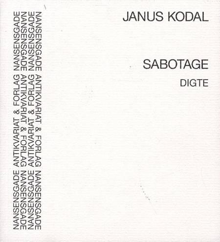 Sabotage af Janus Kodal