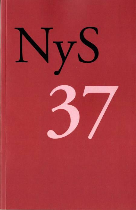 NyS 37 af Bent Preisler, Pia Quist, Marianne Rathje, Eva Christensen, Thomas Wiben Jensen, Simon Borchmann og Tanya Karoli Christensen m.fl.