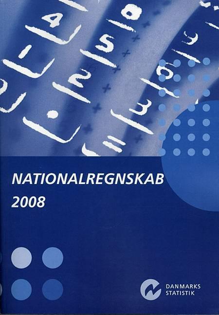 Nationalregnskab af Danmarks Statistik