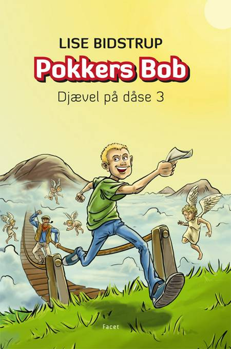 Pokkers Bob af Lise Bidstrup