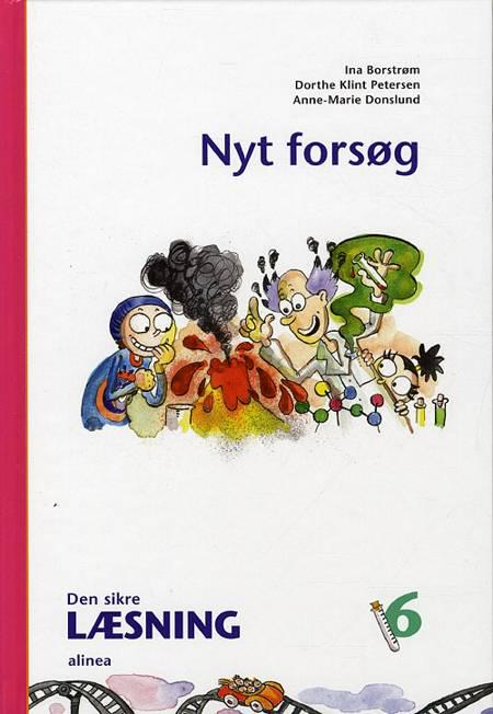 Nyt forsøg af Dorthe Klint Petersen og Ina Borstrøm
