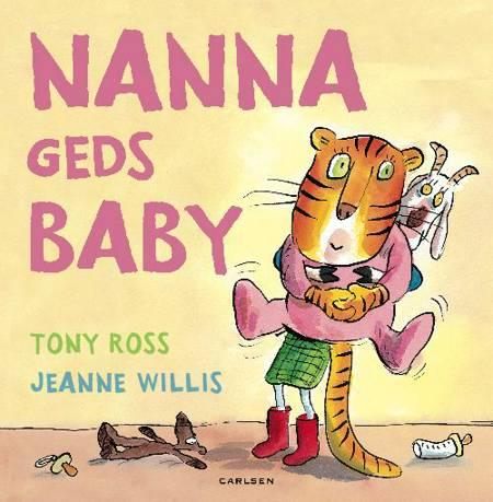 Nanna Geds Baby af Jeanne Willis