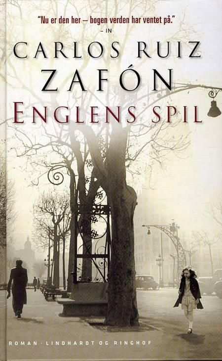 Englens spil af Carlos Ruiz Zafón