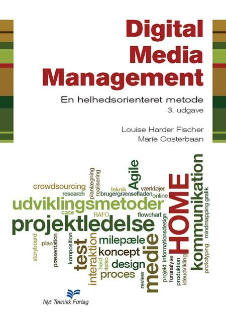 Digital Media Management af Marie Oosterbaan og Louise Harder Fischer