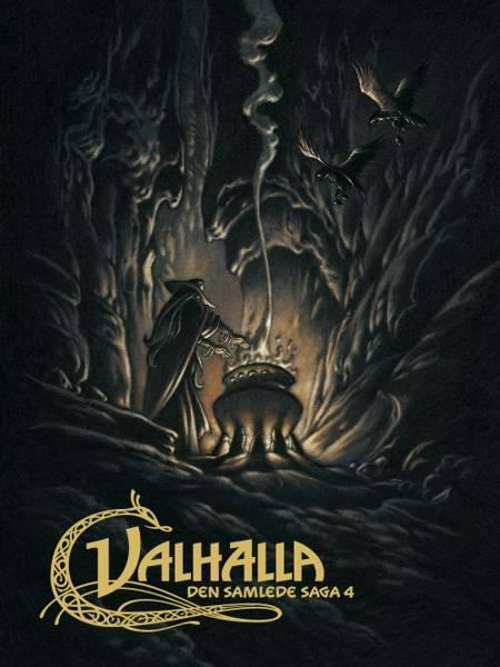 Valhalla: Den samlede saga 4 af Peter Madsen og Henning Kure