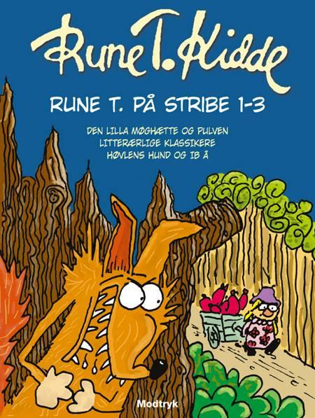 Rune T. på stribe 1-3 af Rune T. Kidde