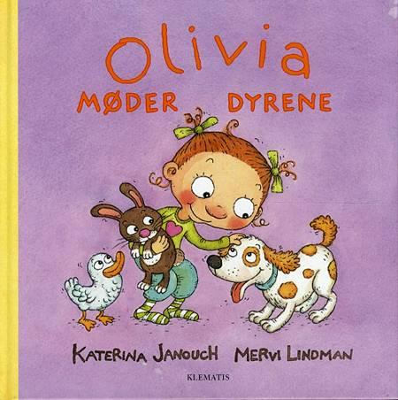 Olivia møder dyrene af Katerina Janouch