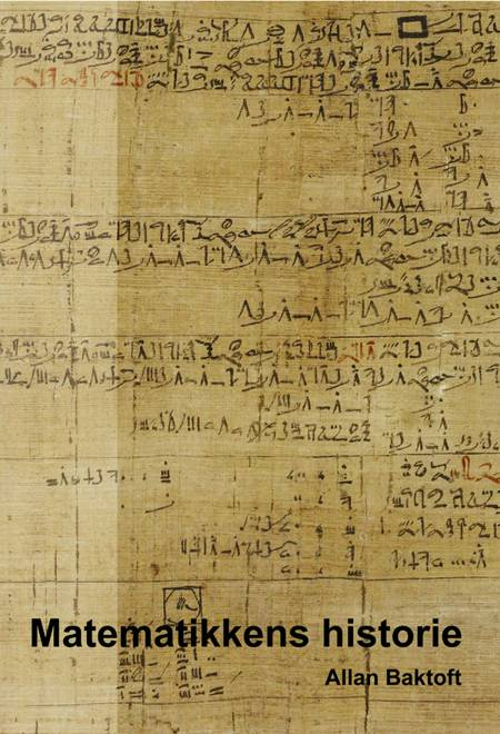 Matematikkens historie af Allan Baktoft