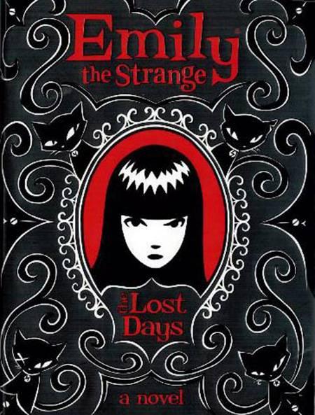 Emily the Strange af Rob Reger