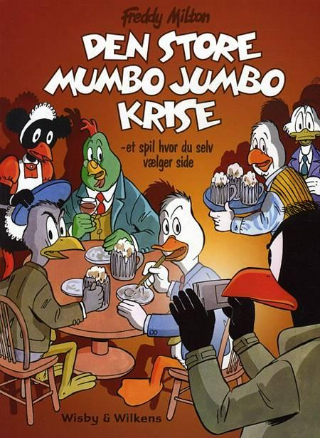 Den store Mumbo Jumbo krise af Freddy Milton