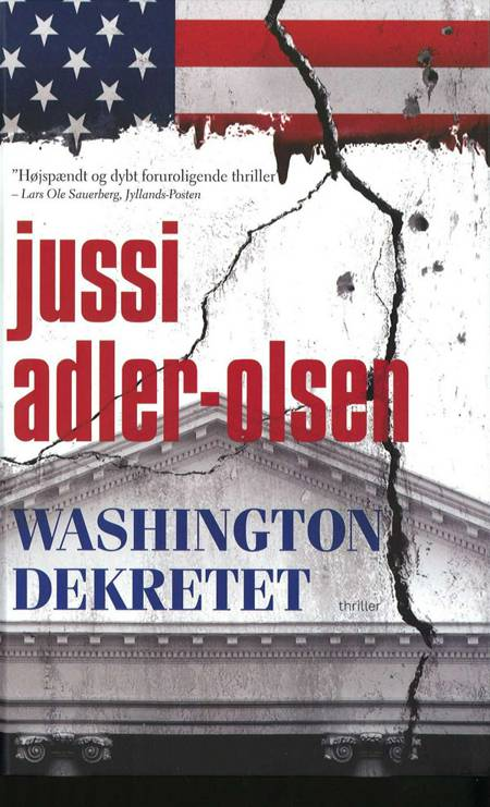 Washington dekretet af Jussi Adler-Olsen