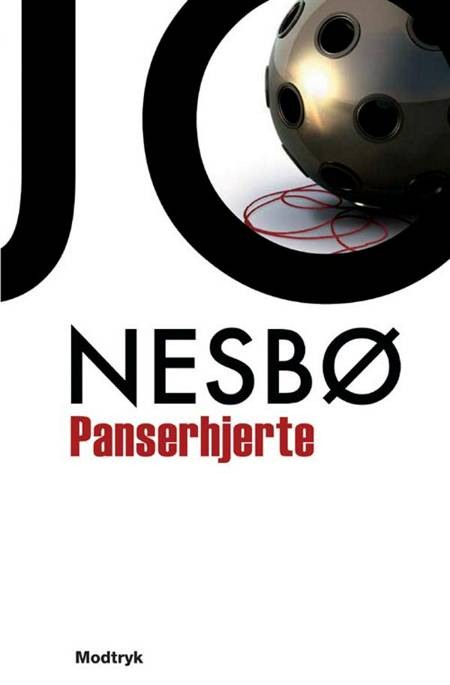 Panserhjerte af Jo Nesbø