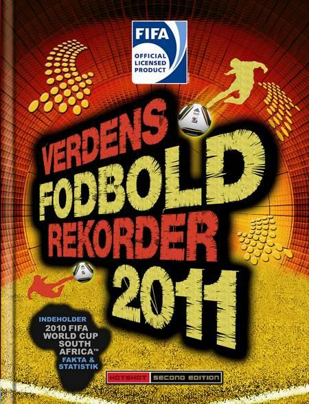 FIFA Verdens fodboldrekorder 2011 af Keir Radnedge