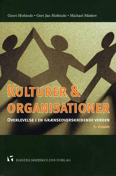 Kulturer og organisationer af Geert Hofstede og Gert Jan Hofstede og Michael Minkov