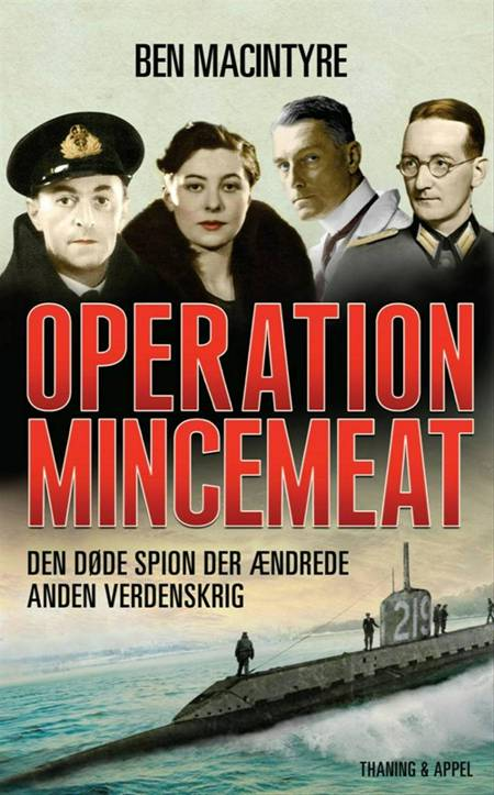 Operation Mincemeat af Ben Macintyre