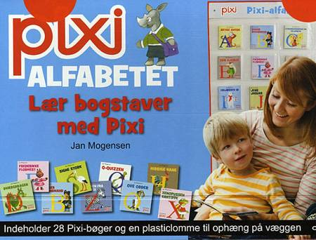 Pixi alfabetet af Jan Mogensen