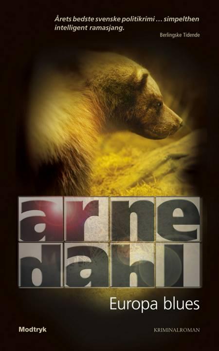 Europa blues af Arne Dahl