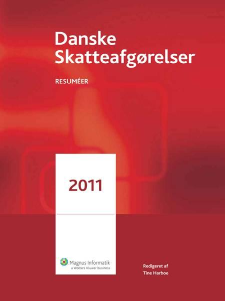 Danske skatteafgørelser af Dorte Carlsson
