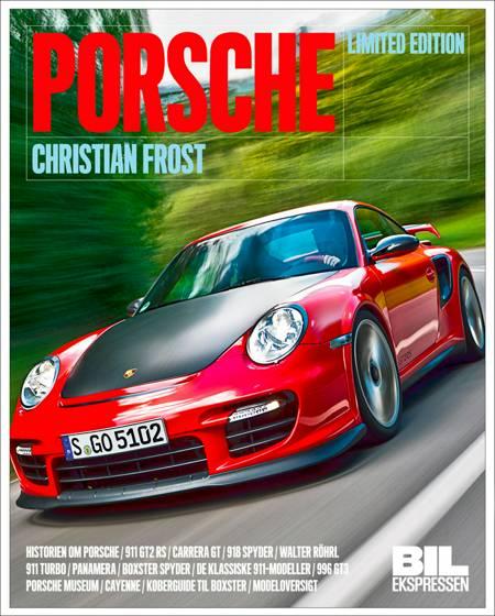 Porsche af Christian Frost