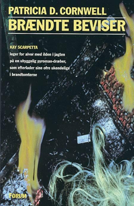 Brændte beviser af Patricia Cornwell
