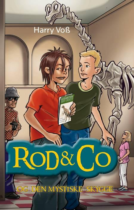 Rod & Co og den mystiske skygge af Harry Voss