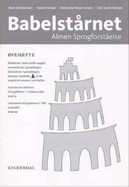 Babelstårnet - almen sprogforståelse. Øvehæfte