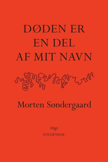 Døden er en del af mit navn af Morten Søndergaard