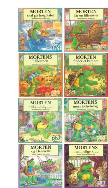 Pixi serie 119 - Morten Skildpadde