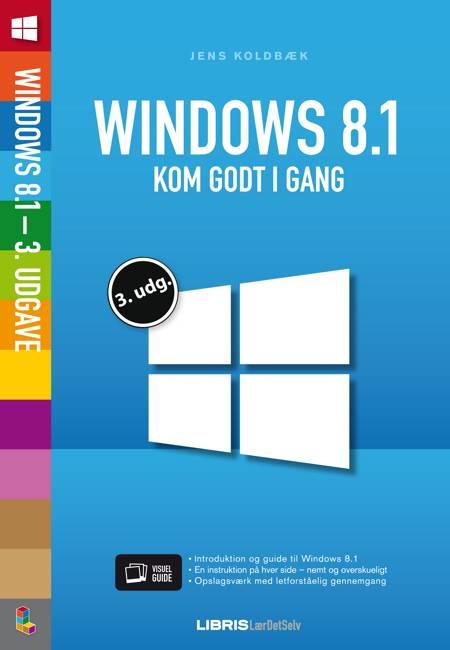Windows 8.1, 3. udgave af Jens Koldbæk