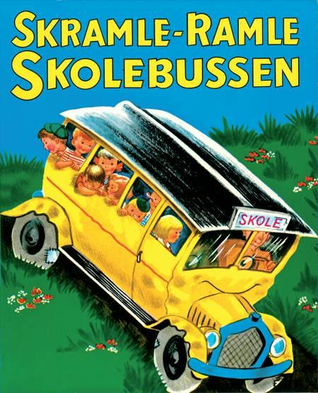 Skramle-ramle skolebussen af Fleur Conkling