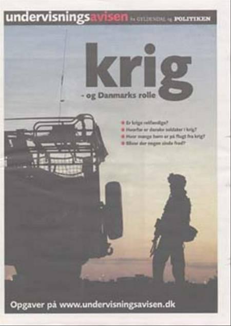 Krig - og Danmarks rolle
