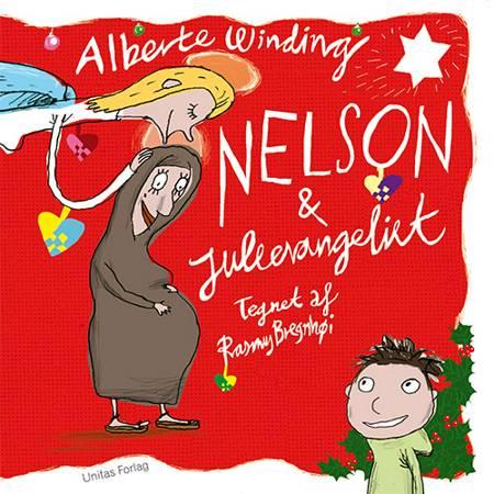 Nelson & juleevangeliet + display af Alberte Winding