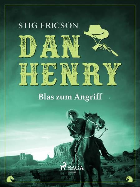Dan Henry - Blas zum Angriff af Stig Ericson