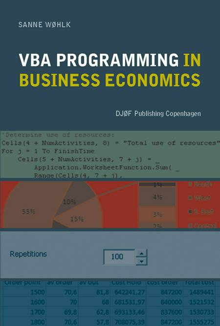 VBA Proframming in Business Economics af Sanne Wøhlk