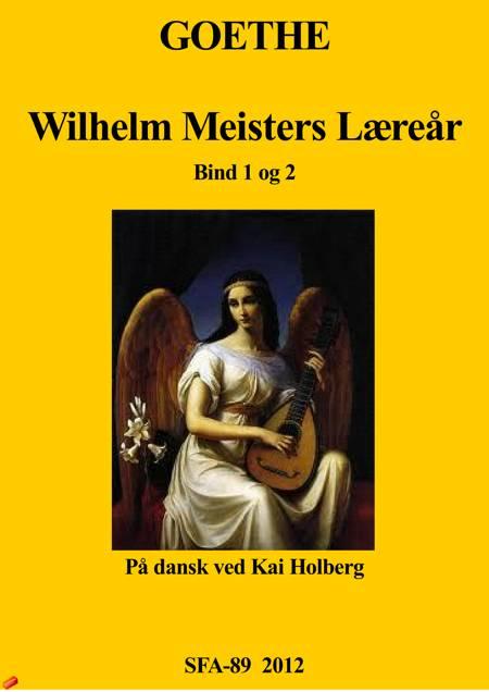Wilhelm Meisters Læreår af Johann Wolfgang von Goethe