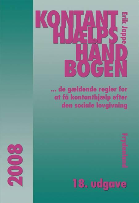 Kontanthjælpshåndbogen 2008 af Erik Jappe
