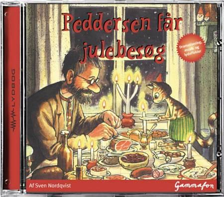 Peddersen får julebesøg af Sven Nordqvist