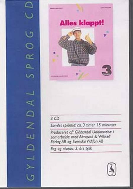Sprog cd. Alles klappt! 3 - Tekstbog af Karen Dollerup og Lotte Nielsen