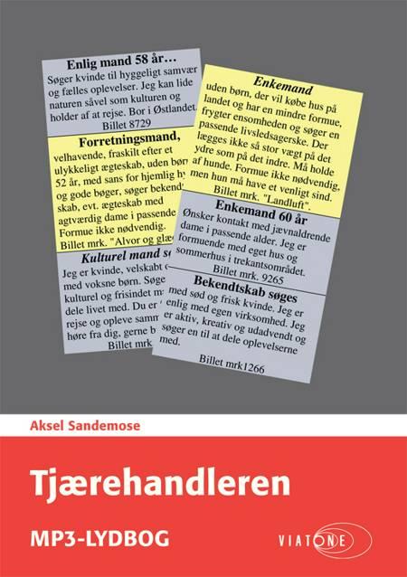 Tjærehandleren af Aksel Sandemose